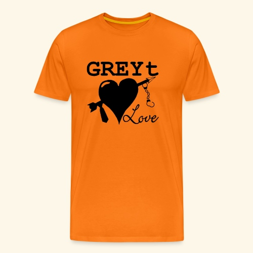loveG - Men's Premium T-Shirt