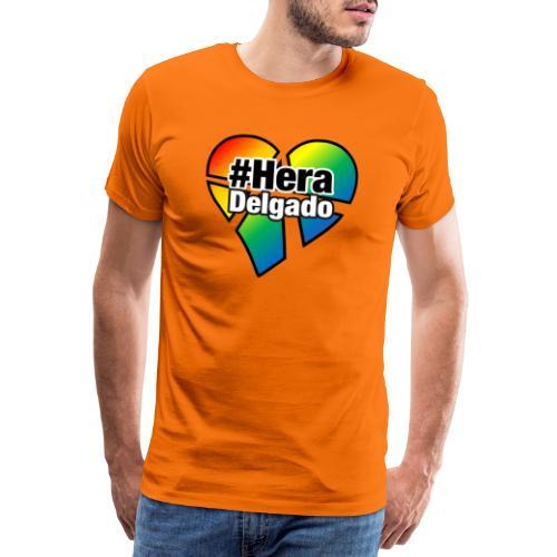 #HeraDelgado - Männer Premium T-Shirt