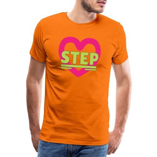 lovestep - Men's Premium T-Shirt