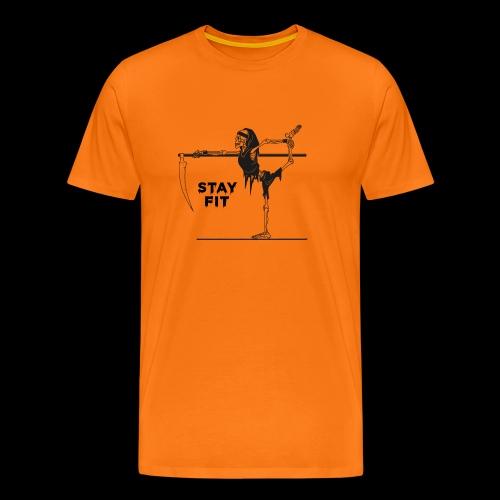 Stay Fit - Männer Premium T-Shirt