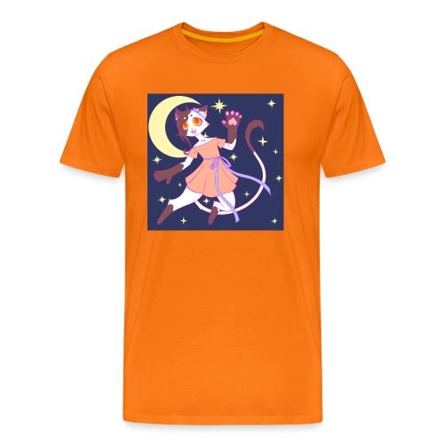 Lady Cat - Camiseta premium hombre