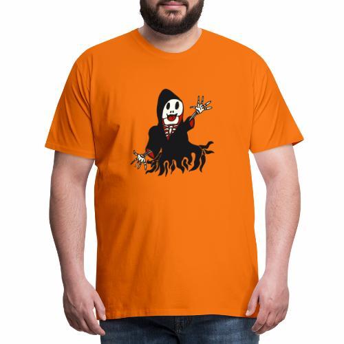 grim reaper funny style - T-shirt Premium Homme