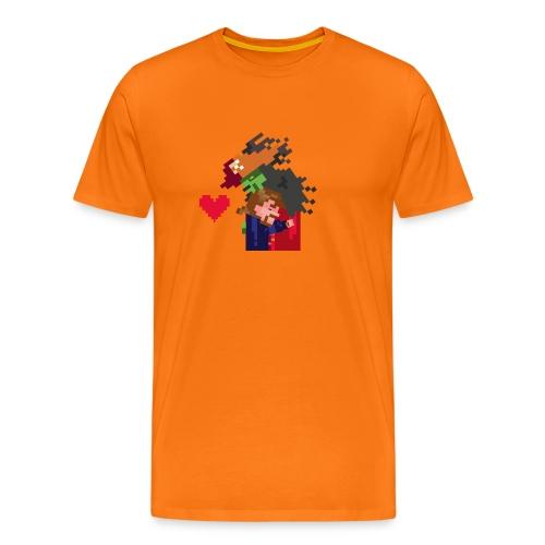 Abbracciccio-06 - Maglietta Premium da uomo