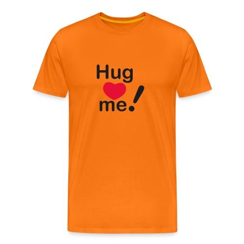 Abbracciccio-07 - Maglietta Premium da uomo