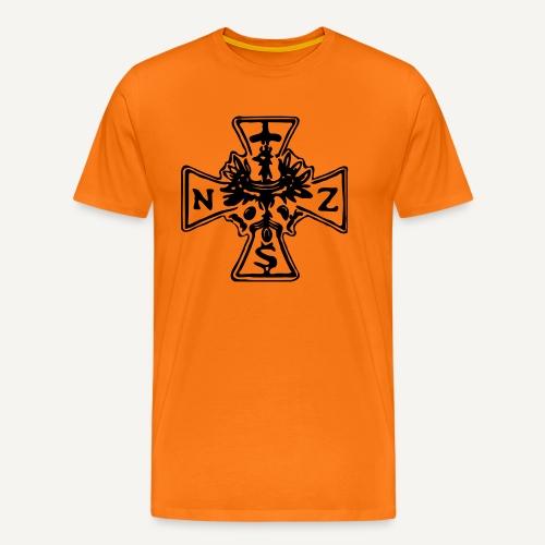 nsz1 - Koszulka męska Premium