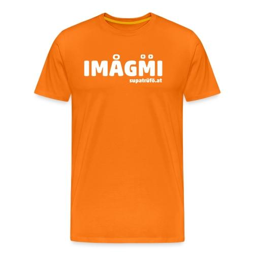 supatrüfö IMOGMI - Männer Premium T-Shirt
