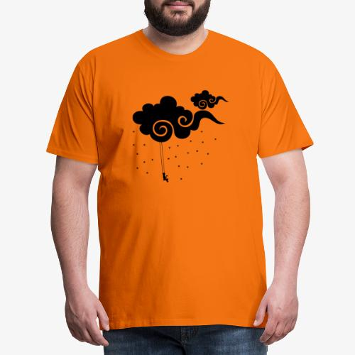 Dreaming in the clouds - Men's Premium T-Shirt