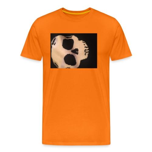 Skilette Marke - Männer Premium T-Shirt