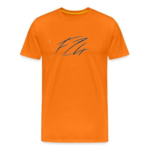 F14 by Fawzan - Men's Premium T-Shirt