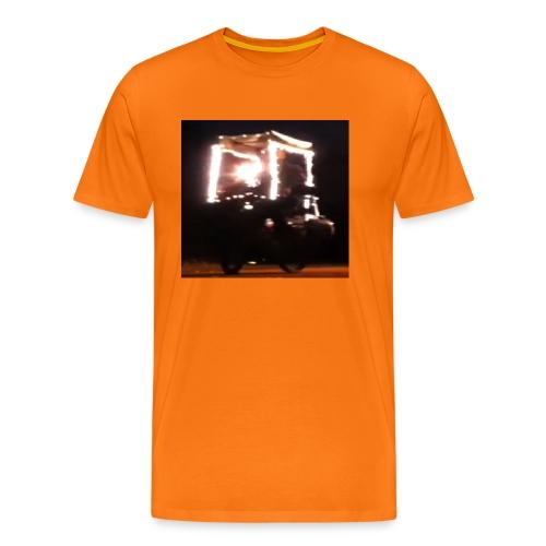 'Buy Merry Christmas Lights' T-Shirt For Men Women - Men's Premium T-Shirt
