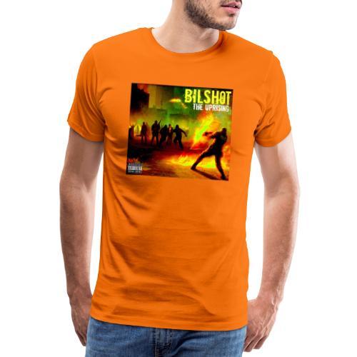 Bilshot - The Uprising - Men's Premium T-Shirt