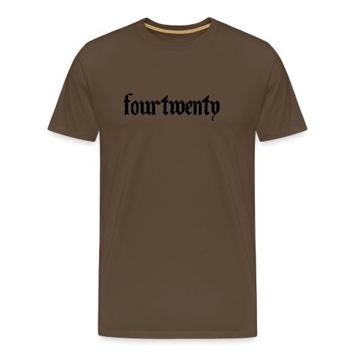 YARD fourtwenty - Mannen Premium T-shirt
