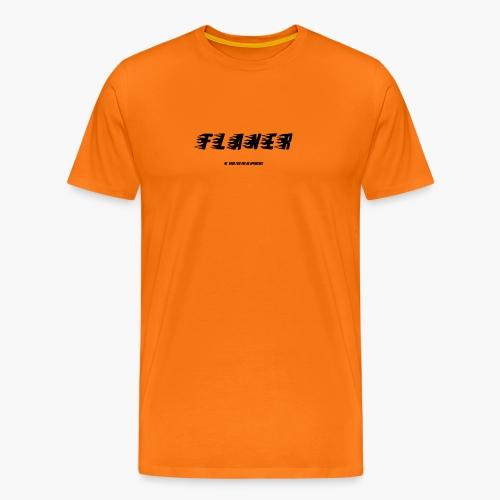 Noir - T-shirt Premium Homme