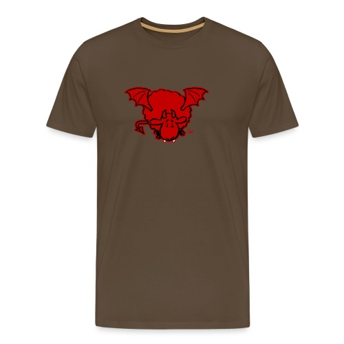 Devil Sheep - Men's Premium T-Shirt