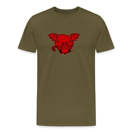 Devil Sheep - Men's Premium T-Shirt