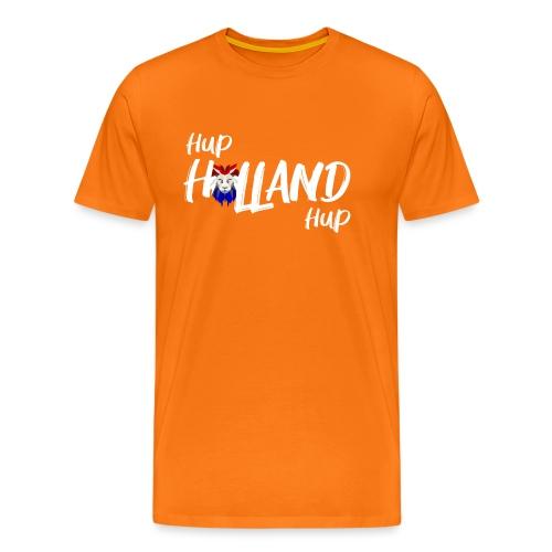 Hup Holland! - Mannen Premium T-shirt