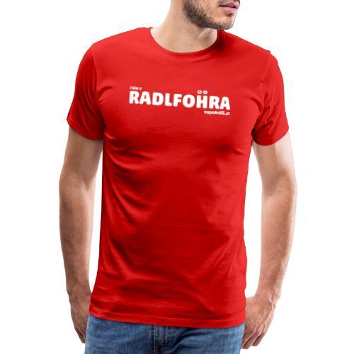 supatrüfö radlfohra - Männer Premium T-Shirt