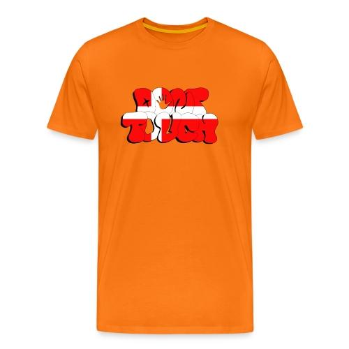 Graffiti don't touch DK - Männer Premium T-Shirt