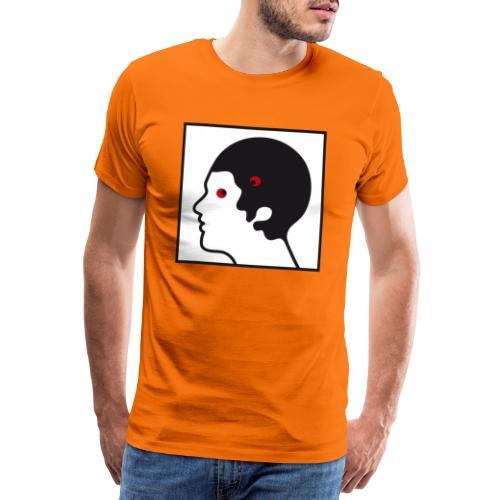 Le fantôme de mon esprit - T-shirt Premium Homme