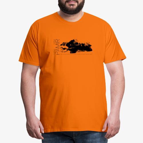 Pamir Expedition black - Men's Premium T-Shirt