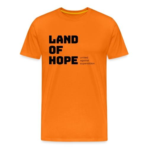Land of Hope - Men's Premium T-Shirt