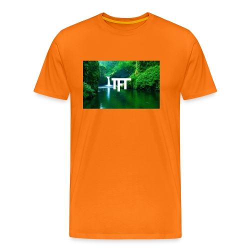 TheFlexTerms Jungle Logo - Mannen Premium T-shirt