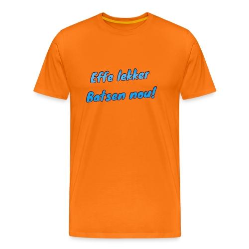Zeebats 2 - Mannen Premium T-shirt