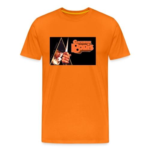 Clockwork Boris - Men's Premium T-Shirt