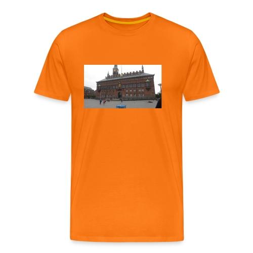 KBH - Herre premium T-shirt