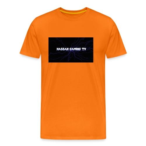 backgrounder 1 - Männer Premium T-Shirt