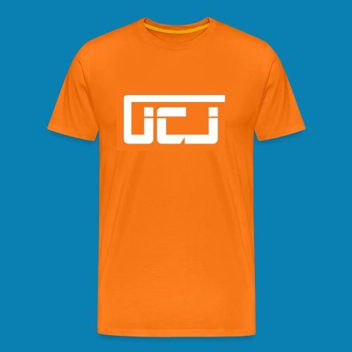 JCJ Orange - Men's Premium T-Shirt