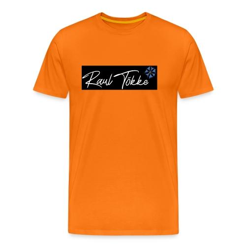 Raul Tõkke 2 - Men's Premium T-Shirt
