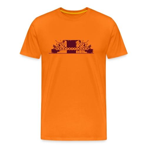 header rohstofflager 1 - Männer Premium T-Shirt