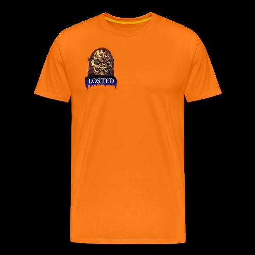 Losted tee From Dusk Till dawn - Mannen Premium T-shirt