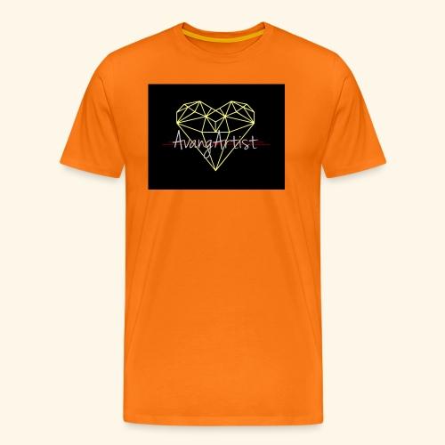 FontCandy (31) - Men's Premium T-Shirt