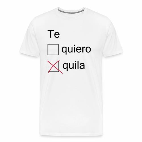 tequila - T-shirt Premium Homme