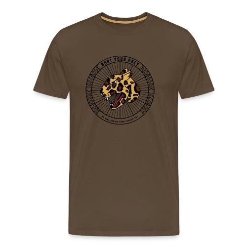 panther 21 zwart - Mannen Premium T-shirt