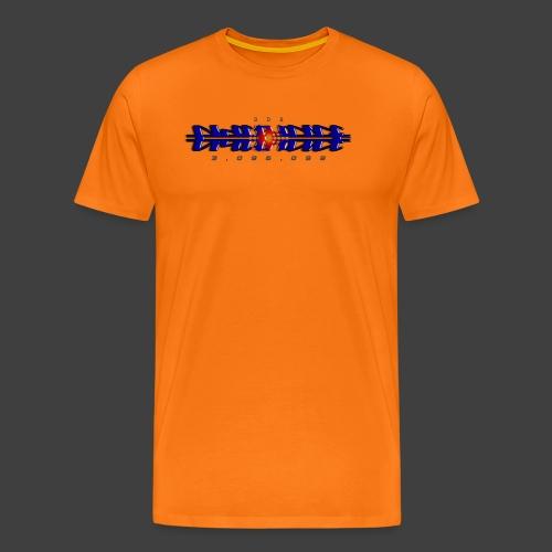 3 096 099 DDR - Men's Premium T-Shirt