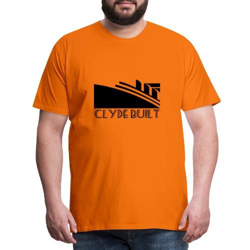 Clyde Built - Men's Premium T-Shirt