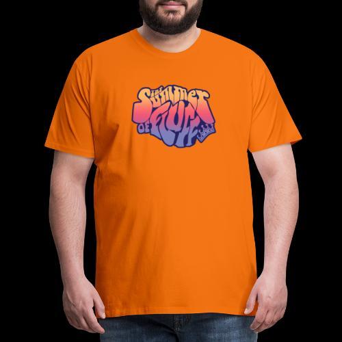 Summer of Fluff - Men's Premium T-Shirt
