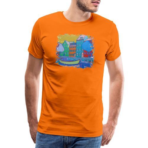 Kopenhagen - Männer Premium T-Shirt