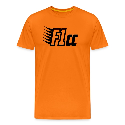 f1 2col - Men's Premium T-Shirt