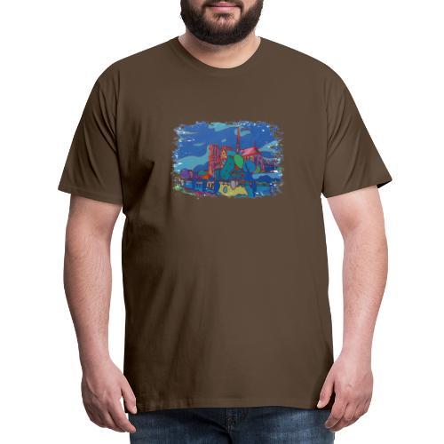 Paris - Männer Premium T-Shirt