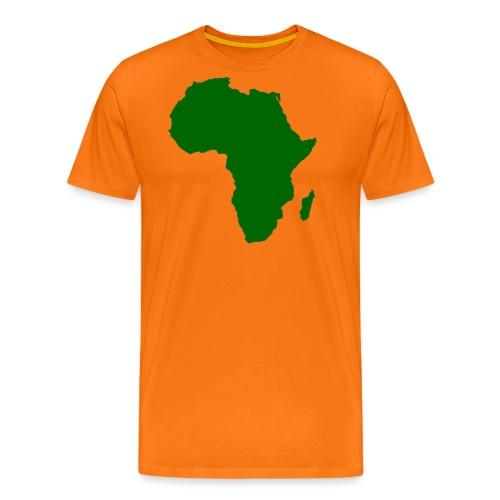 African styles green - Men's Premium T-Shirt