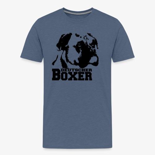 Deutscher Boxer - Männer Premium T-Shirt