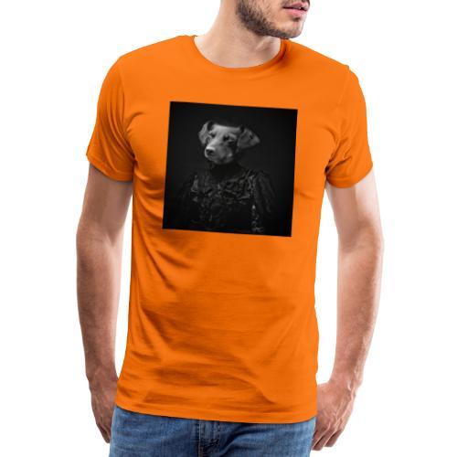 Lady Dog - Männer Premium T-Shirt
