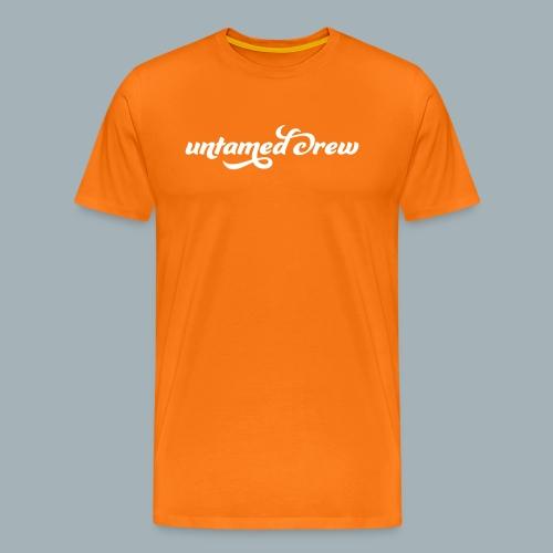 2018 Untamed Crew - Mannen Premium T-shirt
