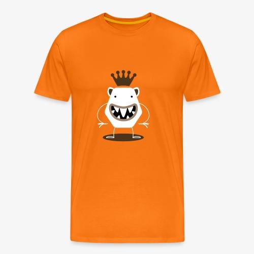 'Oasi' monster - Monstober DAY 03 - Mannen Premium T-shirt