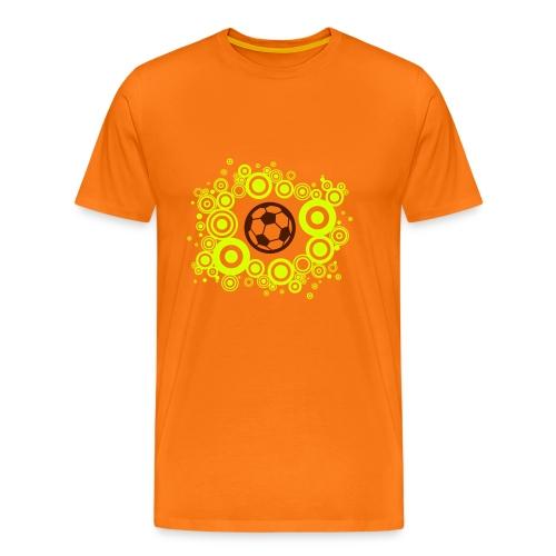 Voetbal Cirkels 2C - Mannen Premium T-shirt
