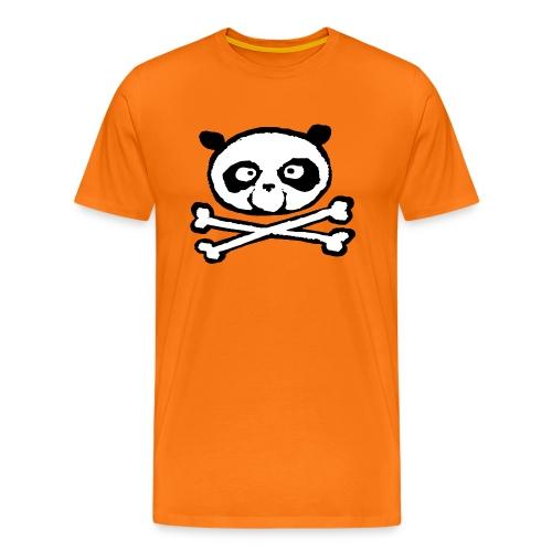 Panda Pirate - T-shirt Premium Homme
